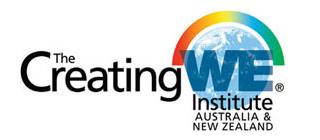 CreatingWe – Australia & New Zealand Logo